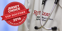 Top Doctors 2016 Jersey Choice